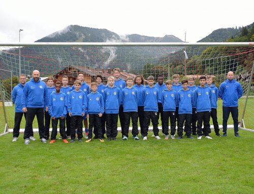 3. Rückrundenspiel beim SV Aubing am 28.04.2018