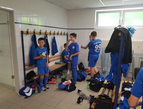 10. Punktspiel gegen SV Waldperlach