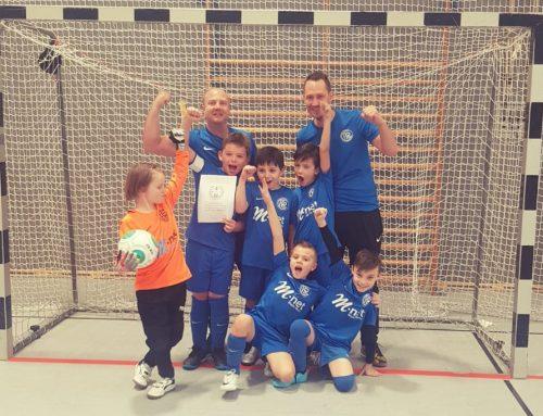 U9/1 erreichte die Endrunde der Münchner Stadtmeisterschaften