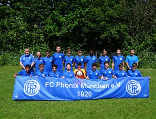 U17 final ein Top-Team der Kreisklasse