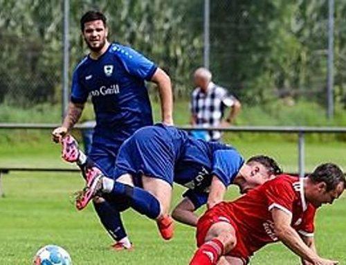 Der SV Hohenlinden verkauft sich teuer gegen den FC Phönix